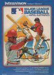 Video Game: Major League Baseball