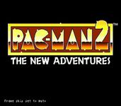 Video Game: Pac-Man 2: The New Adventures