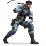 Character: Solid Snake