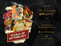 Board Game: World of Mythology