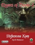 RPG Item: Quests of Doom 4: Nightstone Keep (Pathfinder)