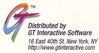 Video Game Publisher: GT Interactive Software