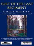 RPG Item: Fort of the Last Regiment
