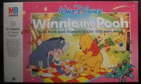 Board Game: Winnie the Pooh: Join Pooh and friends in the 100 acre wood