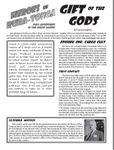 RPG Item: Gift of the Gods