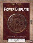 RPG Item: Power Displays (Expanded)