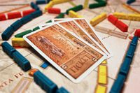 Board Game: Ticket to Ride: USA 1910