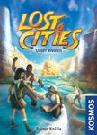 Board Game: Lost Cities: Rivals