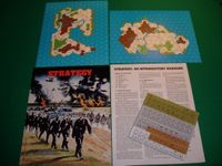 Board Game: Strategy: An Introductory Wargame