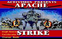 Video Game: Apache Strike