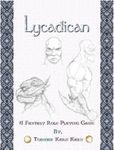 RPG Item: Lycadican Rulebook - Version 0.5