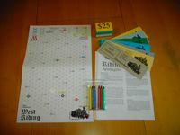 Board Game: West Riding
