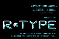 Video Game: R-Type
