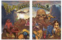 RPG Item: Deluxe Tunnels & Trolls Gamemaster Screen