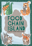 Board Game: Food Chain Island