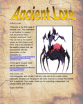Issue: Ancient Lore (Issue 1)