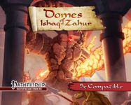 RPG Item: Domes of Ishaq-Zahur Supplements