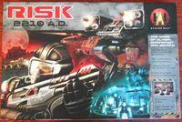 Board Game: Risk 2210 A.D.