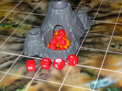 Board Game: Die Schlacht der Dinosaurier