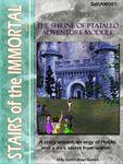 RPG Item: The Shrine of Ptatallo Adventure Module