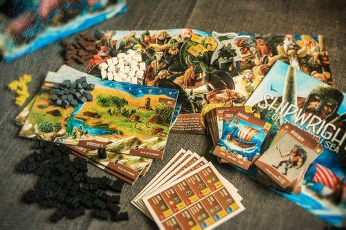 Board Game: Shipwrights of the North Sea