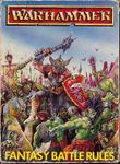 Board Game: Warhammer Fantasy Battle Rules (Second Edition)