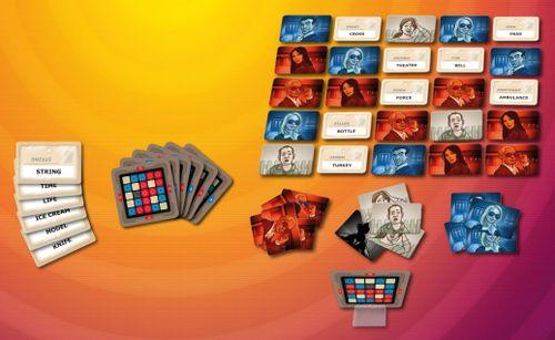 Board Game: Codenames