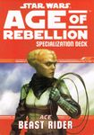 RPG Item: Age of Rebellion Specialization Deck: Ace Beast Rider