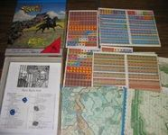 Board Game: Summer Storm: The Battle of Gettysburg