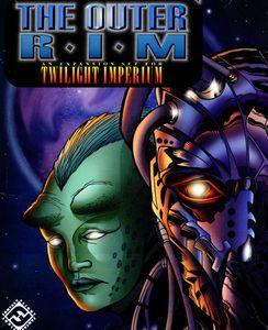 Twilight Imperium: The Outer Rim Cover Artwork