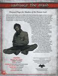 RPG Item: Unhinge the Mind