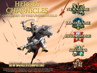Video Game: Heroes Chronicles: Conquest of the Underworld
