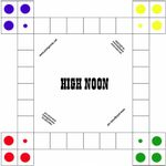 Board Game: High Noon