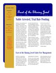 Issue: Facet of the Shining Jewel (Volume 1, Issue 1 - Winter 2013)