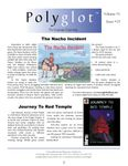 Issue: Polyglot (Volume 1, Issue 15 - Sep 2005)