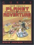 RPG Item: GURPS Planet of Adventure