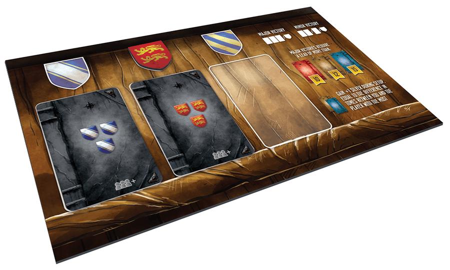 The Crest Tome Board