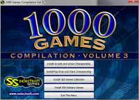 Video Game: 1000 Games Volume 3
