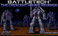 Video Game: BattleTech: The Crescent Hawk's Revenge