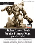 RPG Item: Higher Level Feats