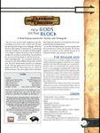 RPG Item: New Gods on the Block