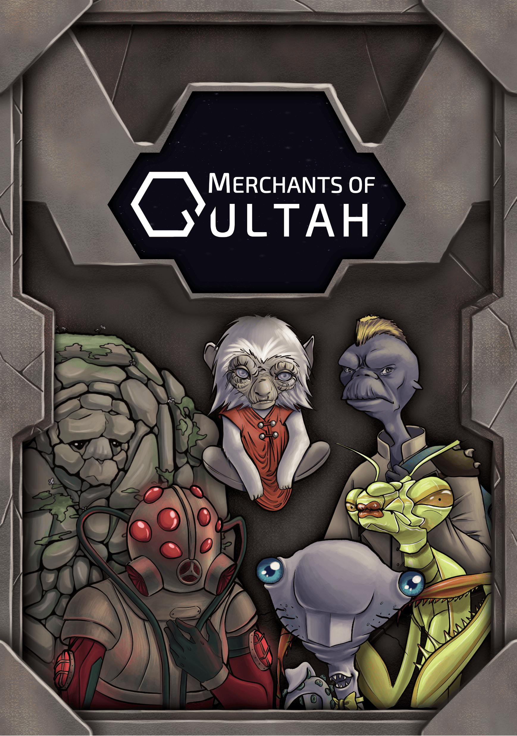 Merchants of Qultah