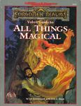 RPG Item: Volo's Guide to All Things Magical