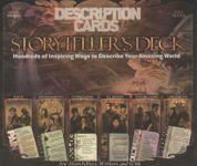 RPG Item: Description Cards: Storyteller's Deck