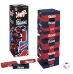 Board Game: Jenga: New England Patriots Collector's Edition