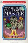 Board Game: Choose Your Own Adventure: War with the Evil Power Master