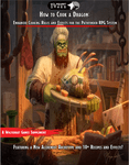 RPG Item: How to Cook a Dragon: Enhanced Cooking Rules and Effects for the Pathfinder RPG System