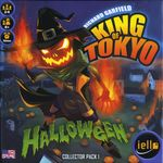 Board Game: King of Tokyo: Halloween