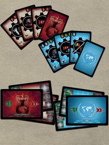 Board Game: Iron Sky: The Board Game
