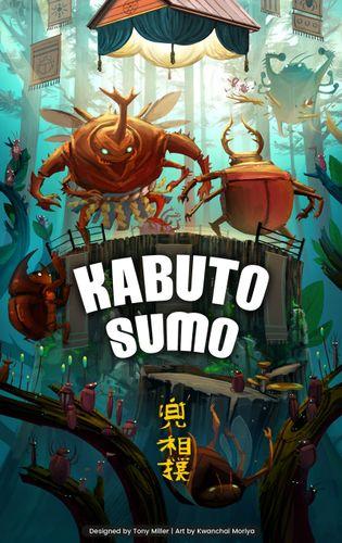 Board Game: Kabuto Sumo